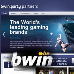 Affiliate programma voor Bwin.be