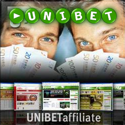 Affiliate programma voor Unibet.be